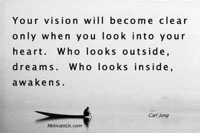 Wise words: Carljung, Awakening, Word Of Wisdom, Inspiration, Carl Jung, Inside, Living, Love Quotes, Heart Quotes