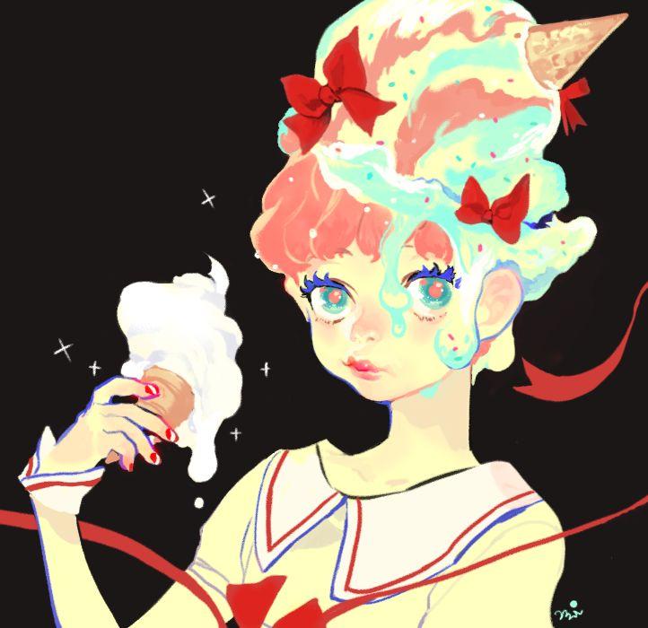 ✧ Ice cream girl 2 ✧