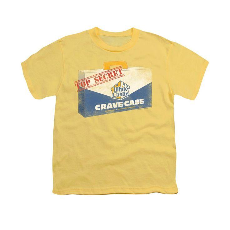 White Castle - Crave Case Youth T-Shirt