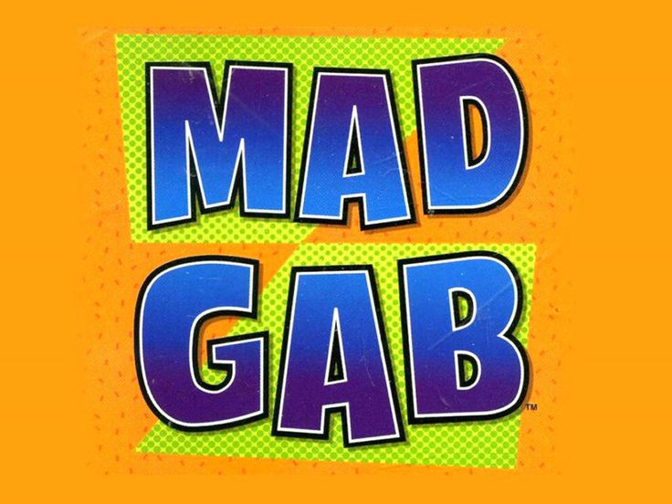 Mad Gab Youth Ministry Ideas Youth Ideas For