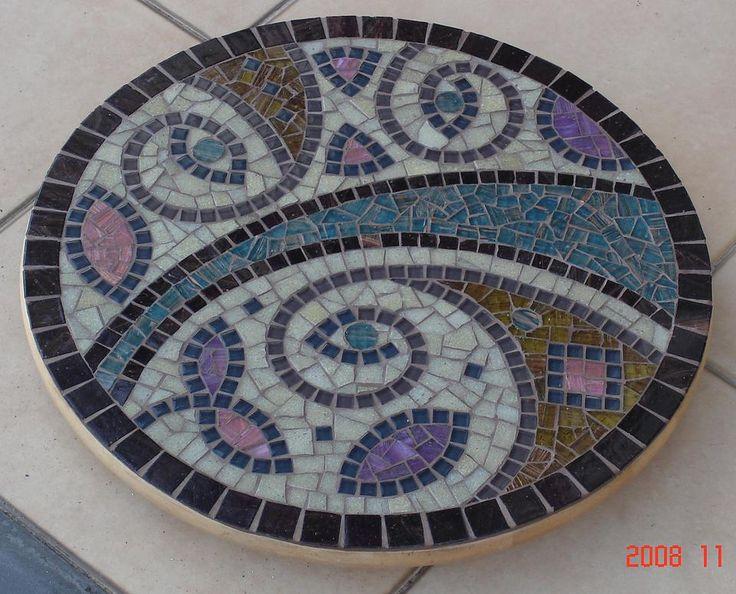 Muni's Mosaics | Lazy Susans