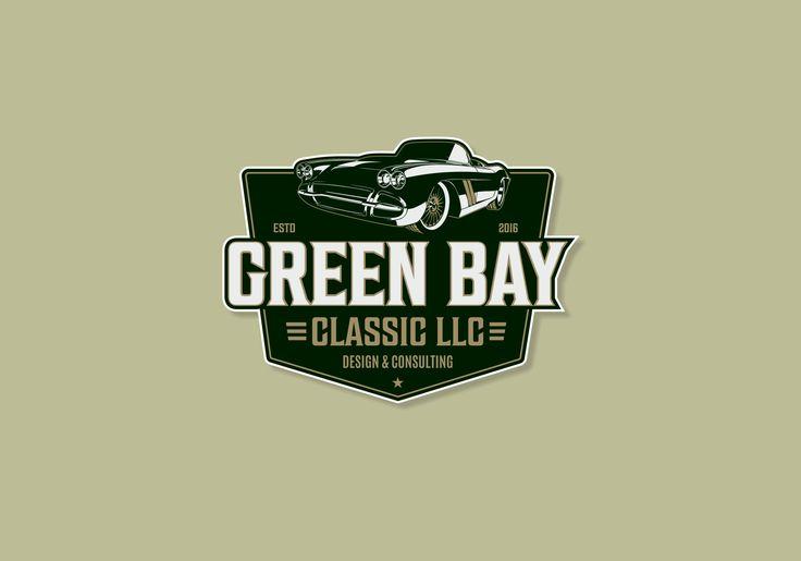 Green Bay car dealer logo - unused