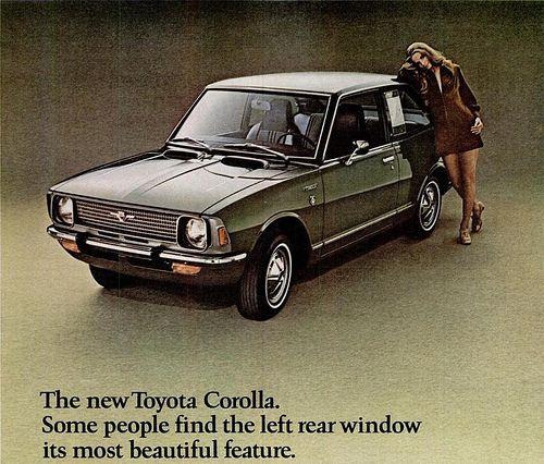 Toyota Corolla 1970