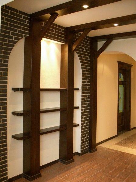 деревянные балки в квартире - Google Search