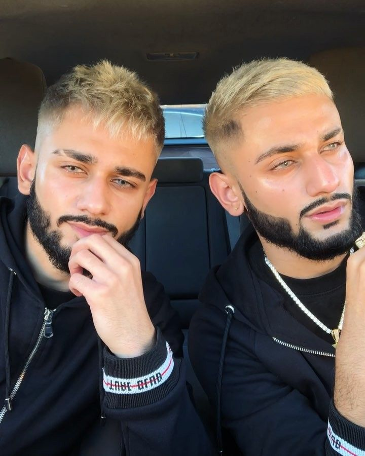 We Ve Been Lied To Umairkhantwinz Lie Instagram Hair Color