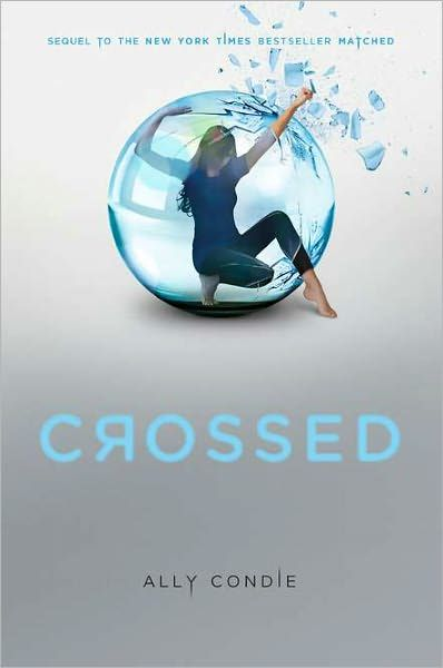 Crossed (matched book #2)