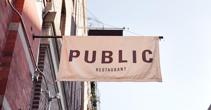 PUBLIC Restaurant | New York Wedding Venues | The Hitch