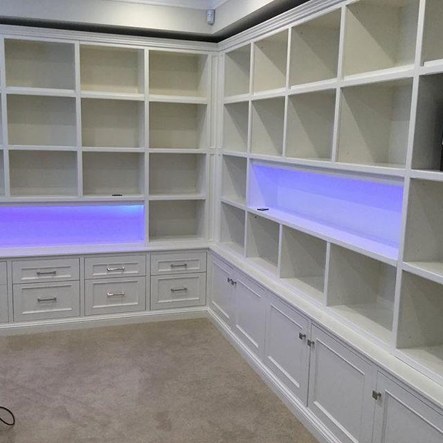Built in & Freestanding Shelving Units   Grandchester Designs