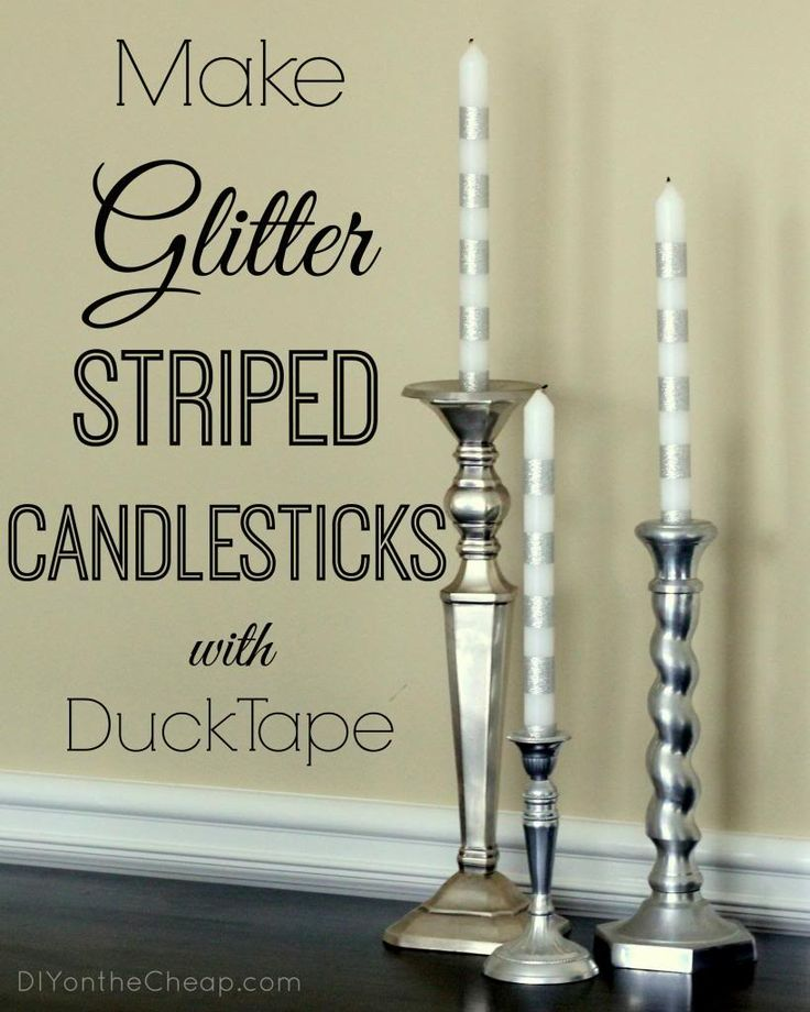 Glitter Duck Tape? Awesome!