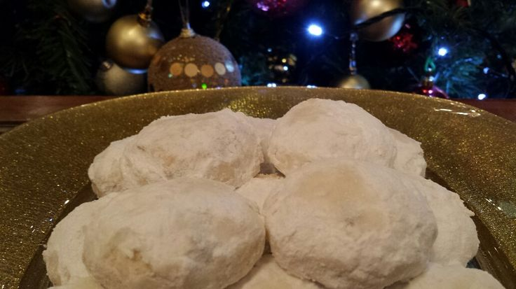 These are my favorite Greek Christmas Cookie Recipes!