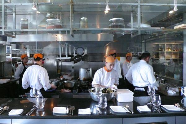 open kitchen restaurant - Sök på Google
