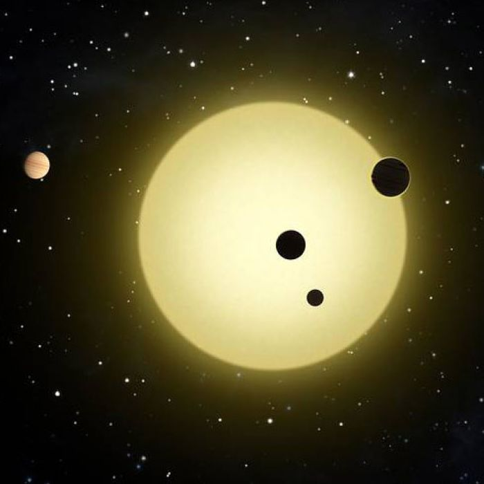 Australian volunteer citizen scientists find four previously unknown planets orbiting a nearby star thanks to a crowd-sourcing project aired on the ABC's Stargazing Live.