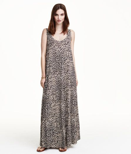 Maxi dress cover up keloid scars