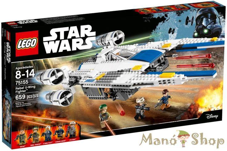 LEGO Star Wars Lázadó U-Szárnyú vadászgép™ 75155