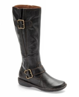 Isolda boots by Born Shoes