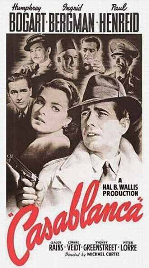 Quelques secrets de Casablanca révélés dans un documentaire avec les interventions Steven Spielberg et de William Friedkin