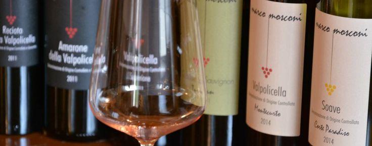 Marco Mosconi: Il #vino #soave e un incontro inaspettato