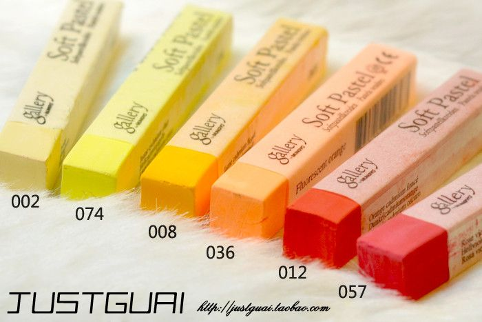 Палка волос / Senellier Мягкие пастели фиолетовые градиент люминесцентные мелки окраска пера популярность - Taobao