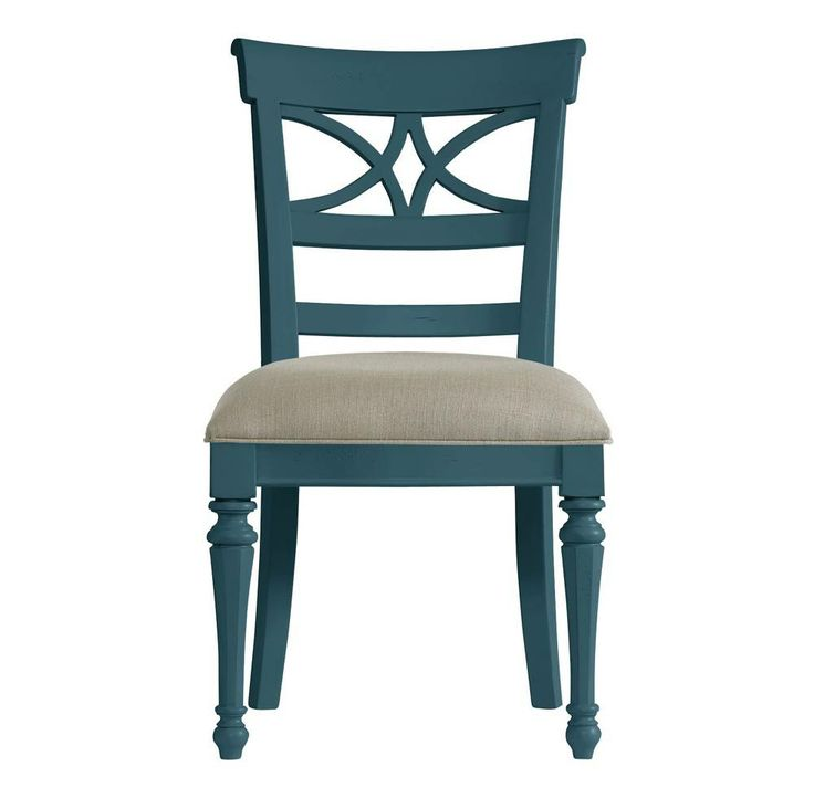 Coastal Living Retreat-Sea Watch Side Chair - Dining Chairs & Barstools - Dining - Products - Stanley Furniture