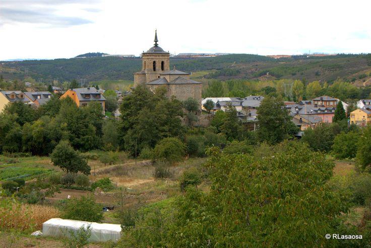 Molinaseca, León, Camino de Santiago