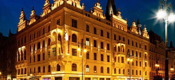 Kings Court Hotel | Hoteles en el centro de Praga | Haz Click en la foto & Reserva con hasta un -70%