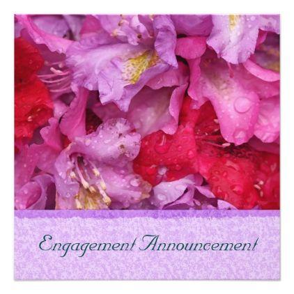 Engagement Invitation - invitations custom unique diy personalize occasions