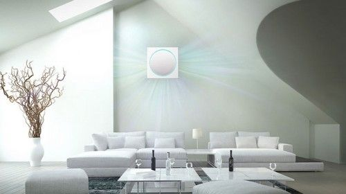 LG ARTCOOLStylist Wall Mounted Inverter System