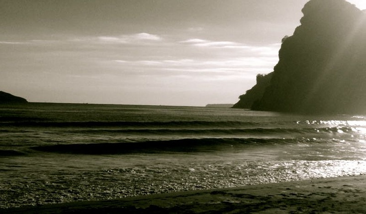 Early Morning at Taupo Bay...
