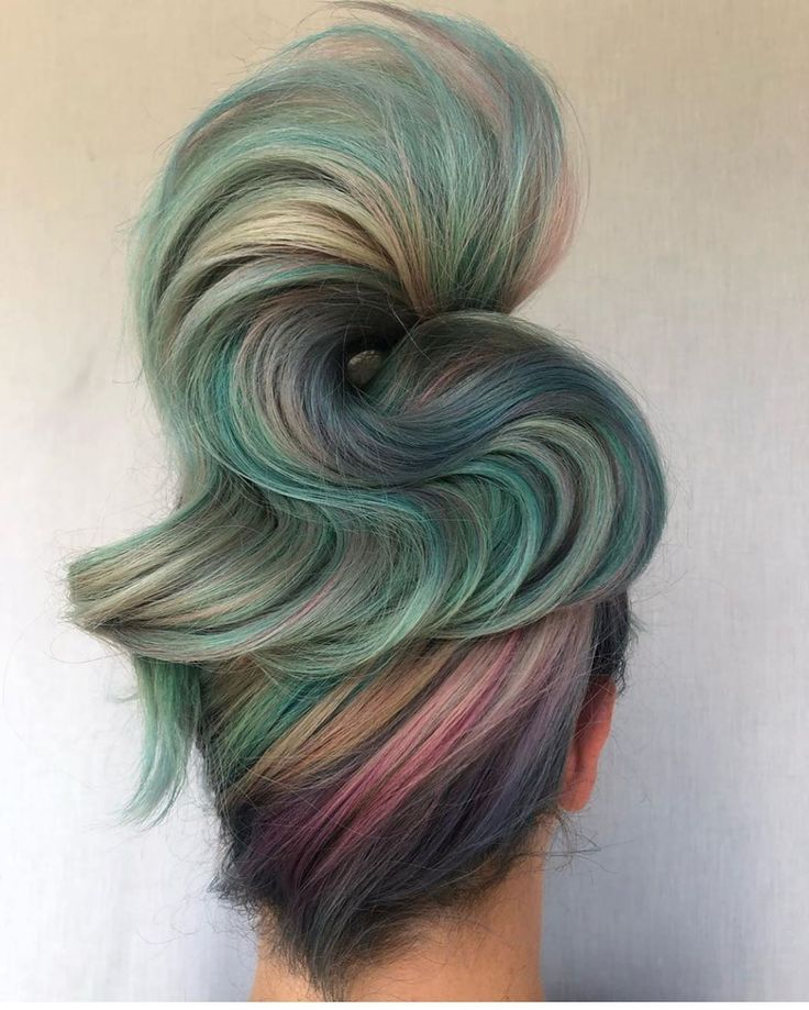 #haircolor#haircolour#haircolorinspo#haircolourinspo#behindthechair#modernsalon#imallaboutdahair#authentichairarmy#hairgoals#mermaidhair#rainbowhair