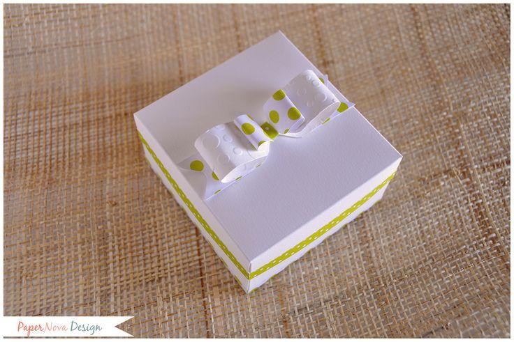 Gift Box - Scatole Regalo - PaperNova Design