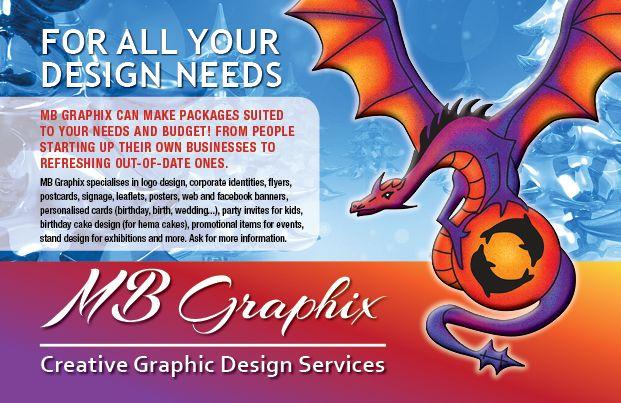 MB Graphix Christmas Promo (side 1)