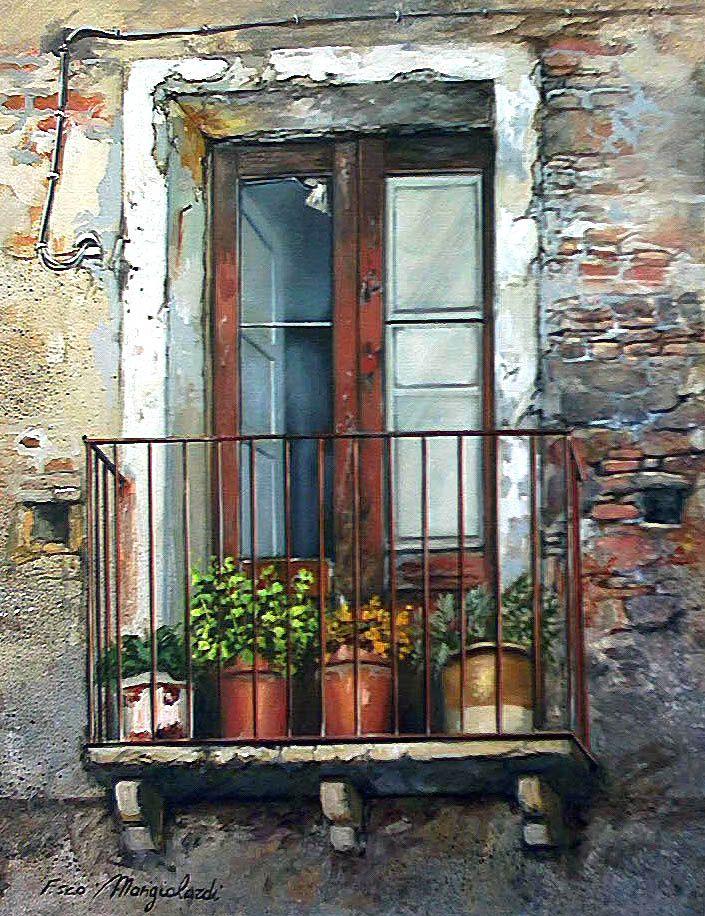 Il Balcone di Teresa Francesco Mangialardi