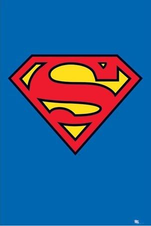 ☮ American Hippie ~ Superman Logo - First Version