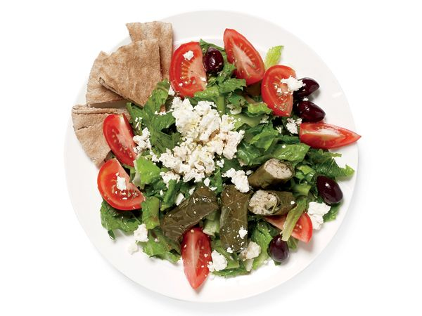 Greek Salad http://www.prevention.com/food/healthy-recipes/low-calorie-salad-recipes-from-400-calorie-fix/slide/11