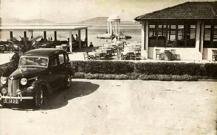 Süreyya plajı Maltepe.1937.