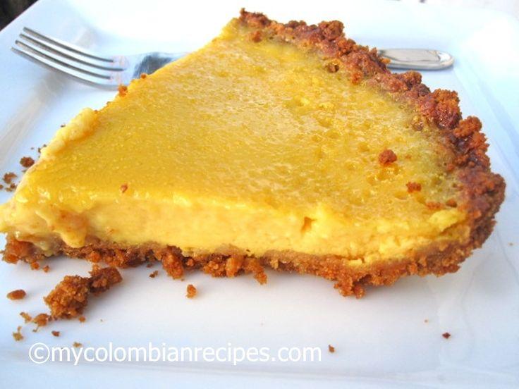 Pastel de Mango (Mango Pie) | My Colombian Recipes