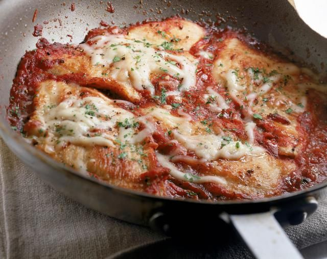 This easy, top-rated chicken Parmesan recipe is a family favorite! The chicken…