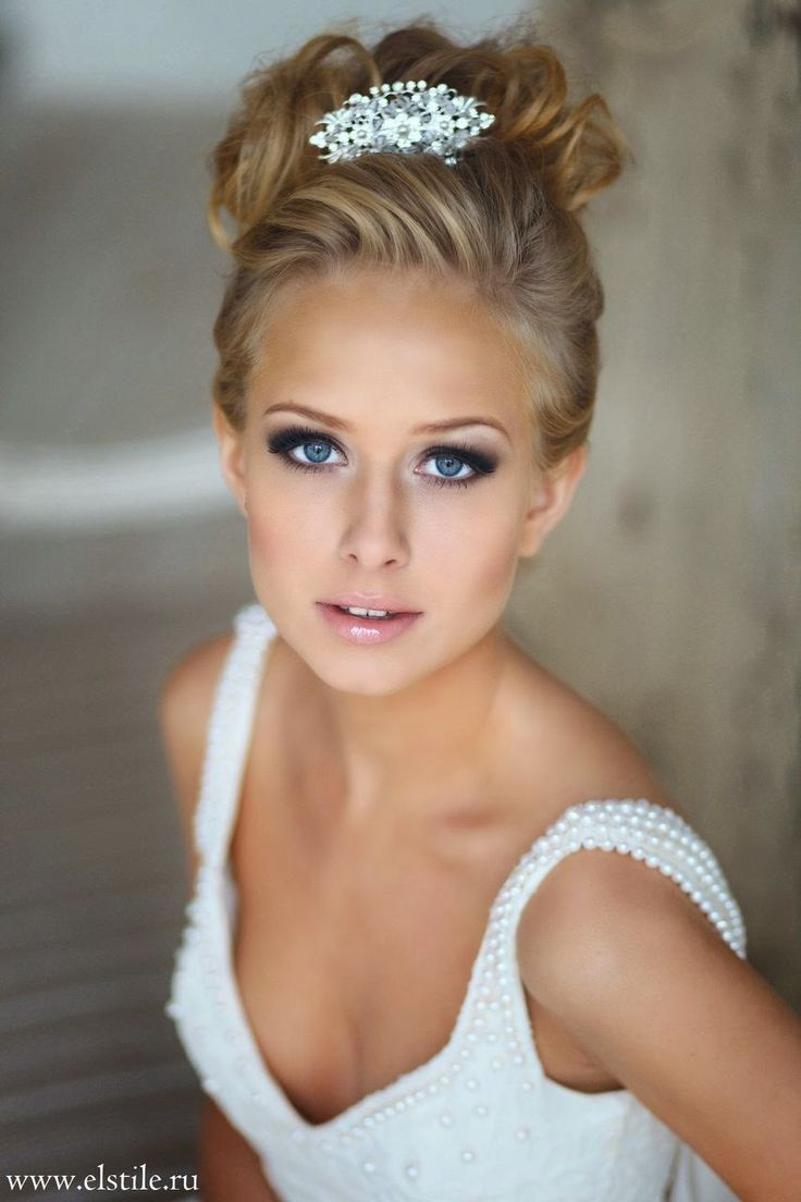 Beauty and the Mist - everything about beauty: Beautiful Bridal Hairstyles for Blonde Hair