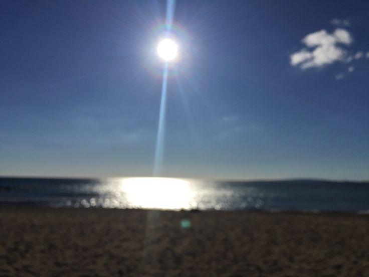 #playa de palma #beach #mallorca #winter
