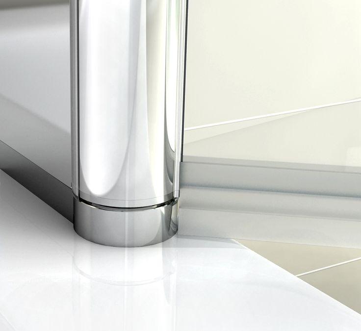 Bath Glass Door Hinges Pivot Tub Shower Door Caml Tomlin Bathtub