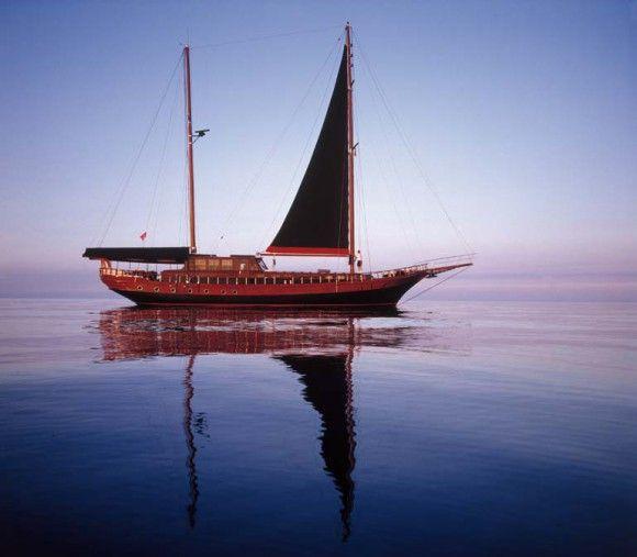 anouska hempel's boat - Google Search