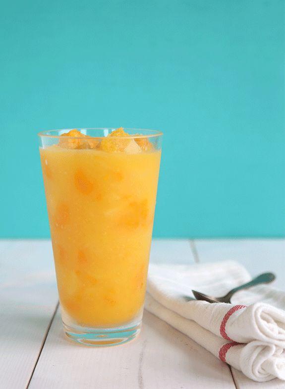 Summer fruit slush- Say Yes To Hoboken