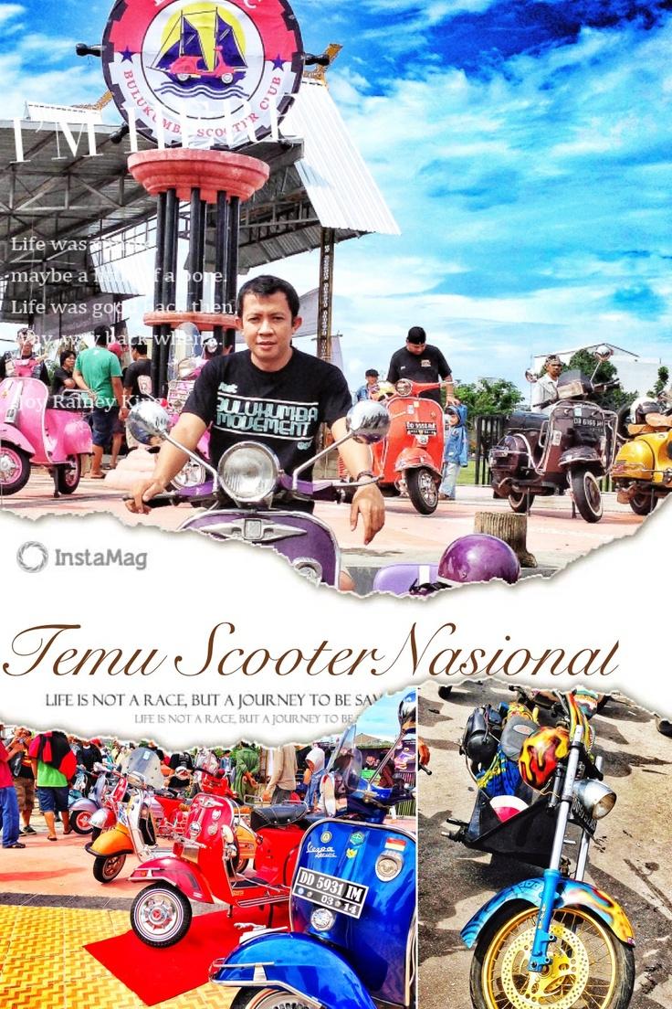 Jambore scooter