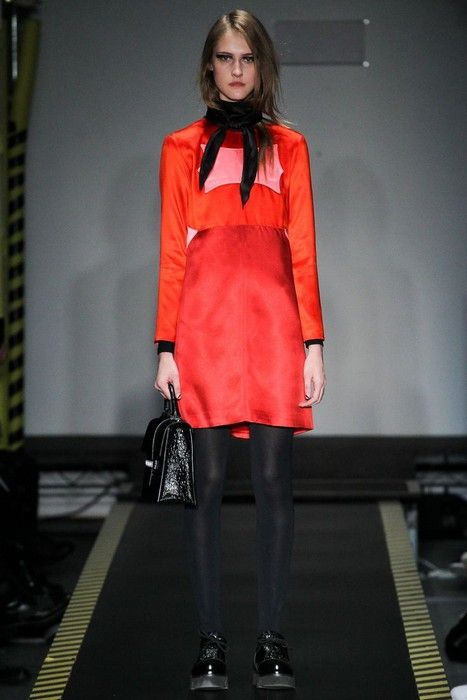 21 Looks by British Fashion Brand House of Holland Glamsugar.com House of Holland  Fall 2015