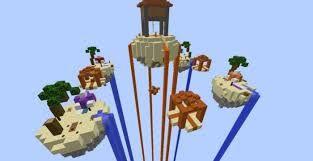 Imagini pentru skywars minecraft map