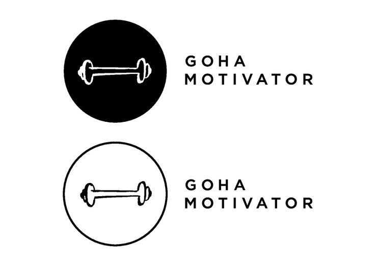 Małgorzata Kopeć - logo 2014 #logo #design #komwiz #motivator