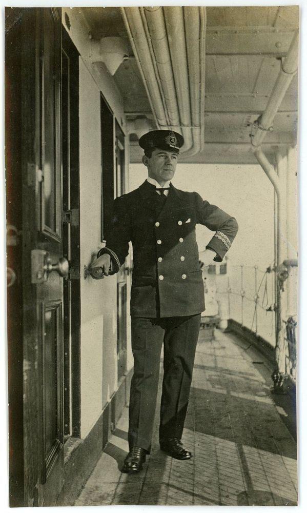 Licensed mariner