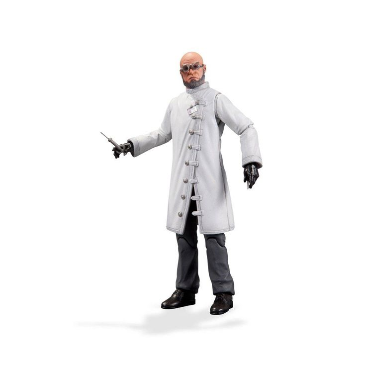 "DC Comics Batman Arkham City 6"" Action Figure: Dr. Hugo Strange (SDCC Exclusive)"