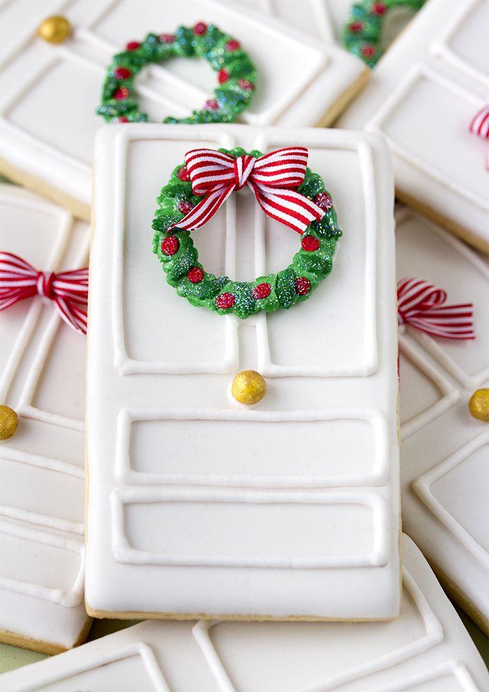 #Christmas_cookies