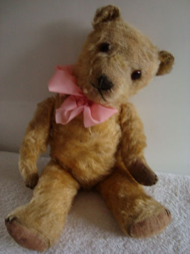 What a sweet vintage ted....: Stuffed Toys, Vintage Teddy, Teddy Bears, Sweet Teddy, Sweet Vintage, Bestest Buddie Teddy, Adorable Vintage, Antique, Bears Teddy
